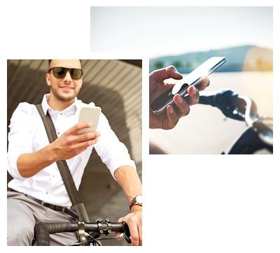 I SHARE IT - die flexible Bike-Sharing-Lösung für Ihr Fahrrad-Verleih-System - Einfach zu bedienen!