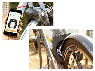 I SHARE IT - die flexible Bike-Sharing-Lösung für Ihr Fahrrad-Verleih-System - Das smarte Fahrradschloss I LOCK IT