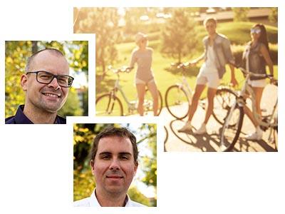 I SHARE IT - die flexible Bike-Sharing-Lösung für Ihr Fahrrad-Verleih-System - Das Haveltec Team