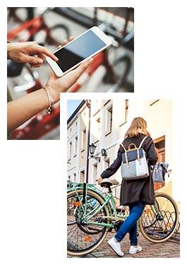 I SHARE IT - Bike-Sharing-System für  Ihr Gewerbe