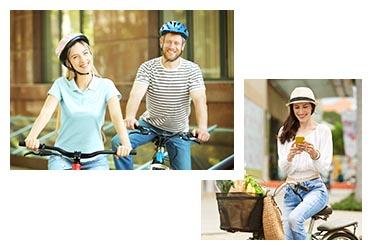 I SHARE IT - Bike-Sharing-System für Ihre Kommune